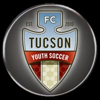 Team shop for FC Tucson youth Soccer